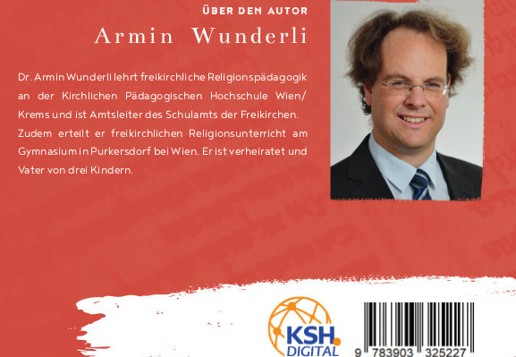 """Über den Autor vom Buch """"Wer hat eigentlich das Alte Testament geschrieben?"""" von Armin Wunderli"""